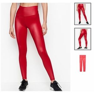 Victoria's Secret Sport Shine High Rise 7/8 Tight